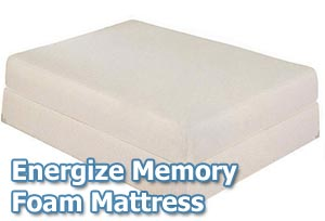 Energize Memory Foam Mattress